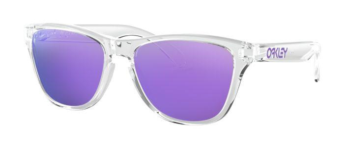 Oakley - frogskin -polish clear -